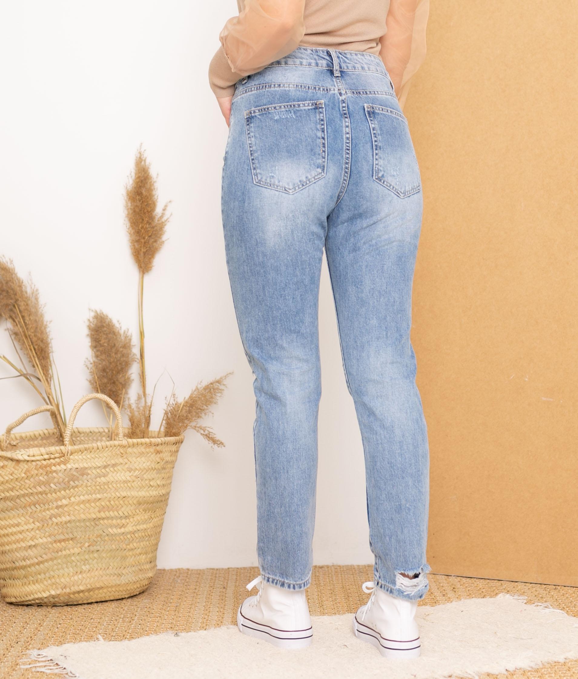 Pantaloni Dombina - Denim