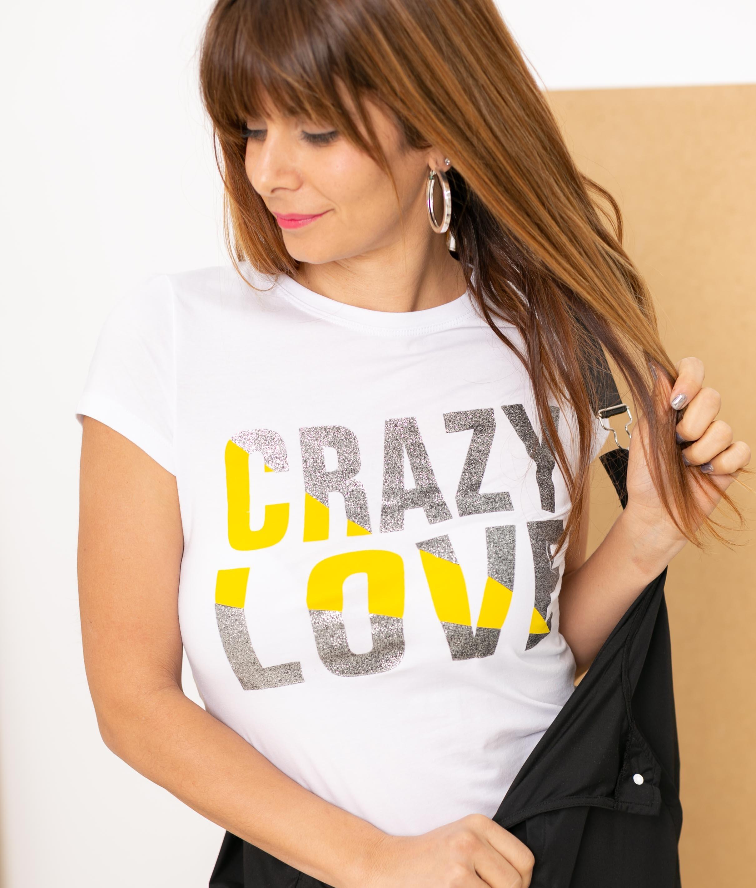 Conjunto Pichi Crazy - Amarillo