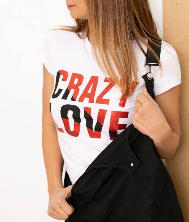 Conjunto Pichi Crazy - Rojo