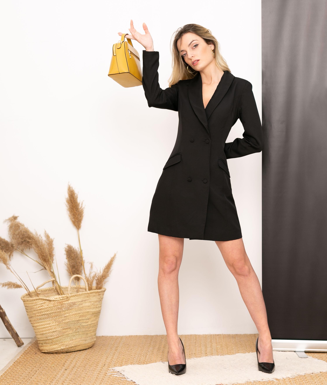 Vestido Chaque - Preto