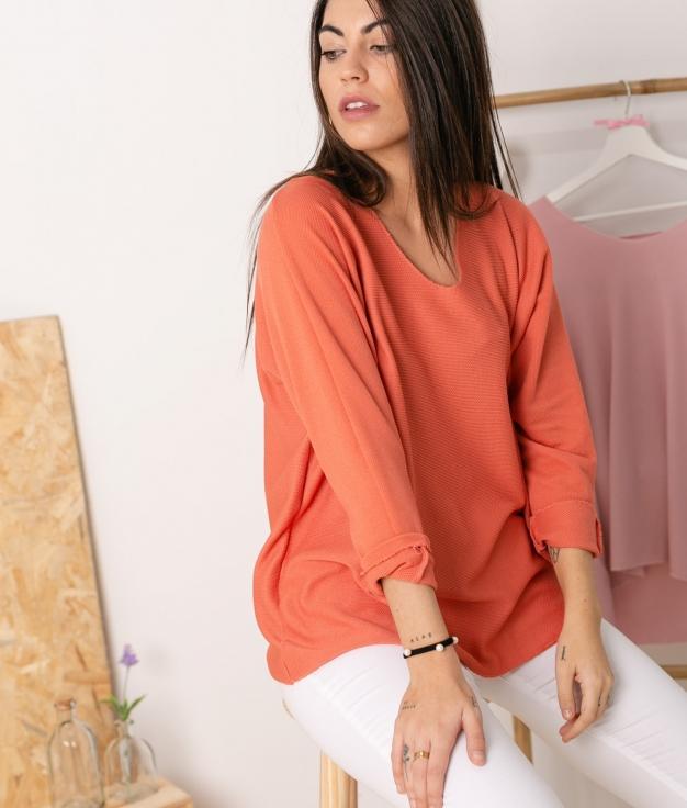 Sweater Mical - Pink