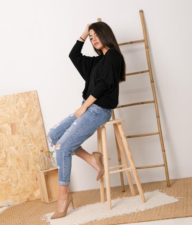 Sweater Osory - Black