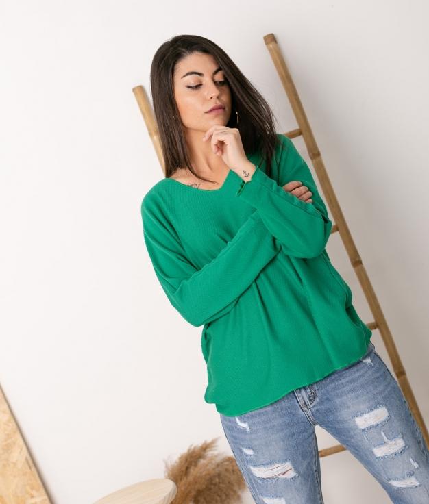Sweater Mical - Green