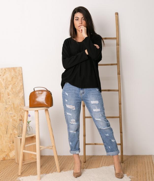Sweater Mical - Black