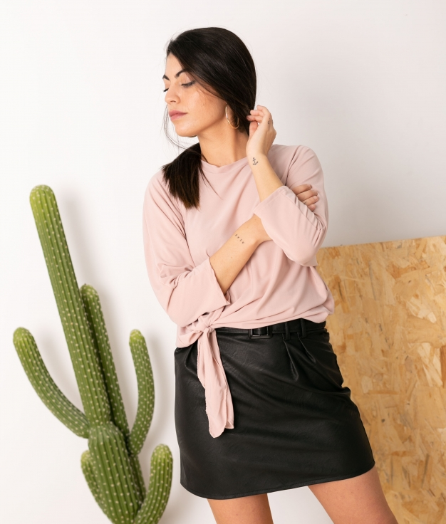 Blouse Dimas - Pink