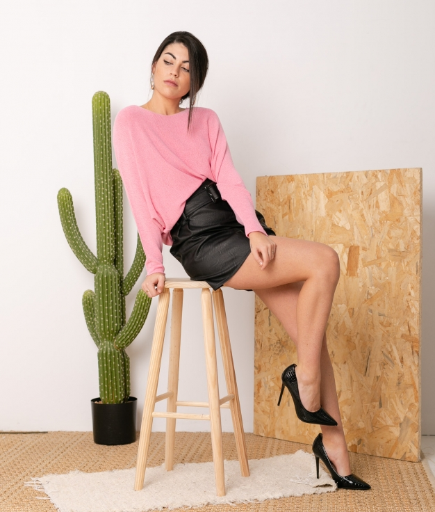 Sweater Osory - Fuchsia