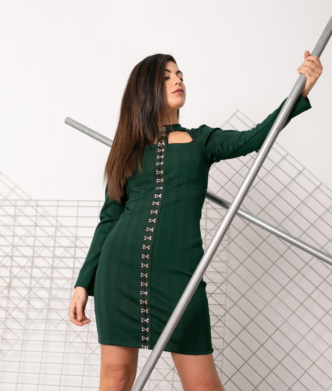 Vestido Neme - Verde