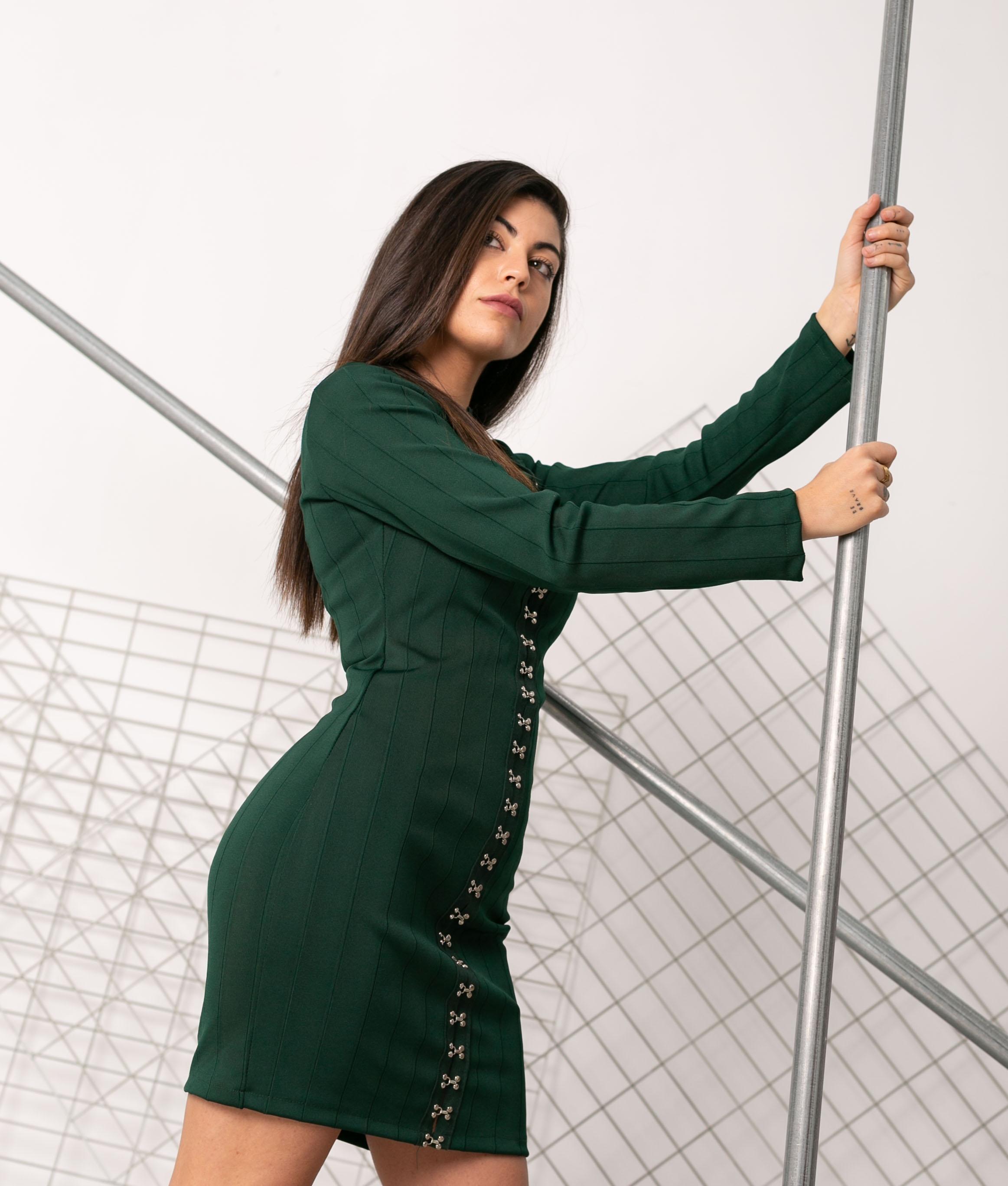Dress Neme - Green