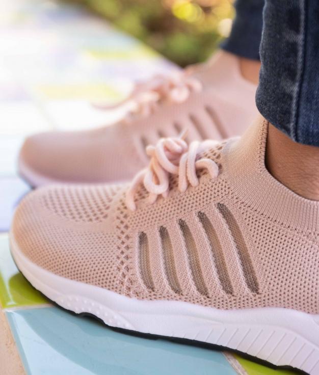 Sneakers Peser - Rosa