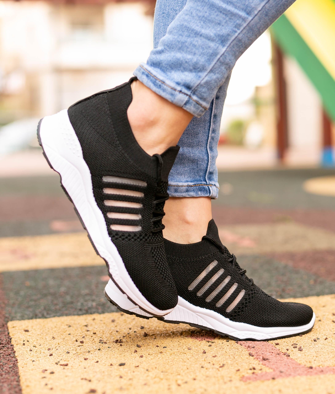 Sneakers Peser - Preto