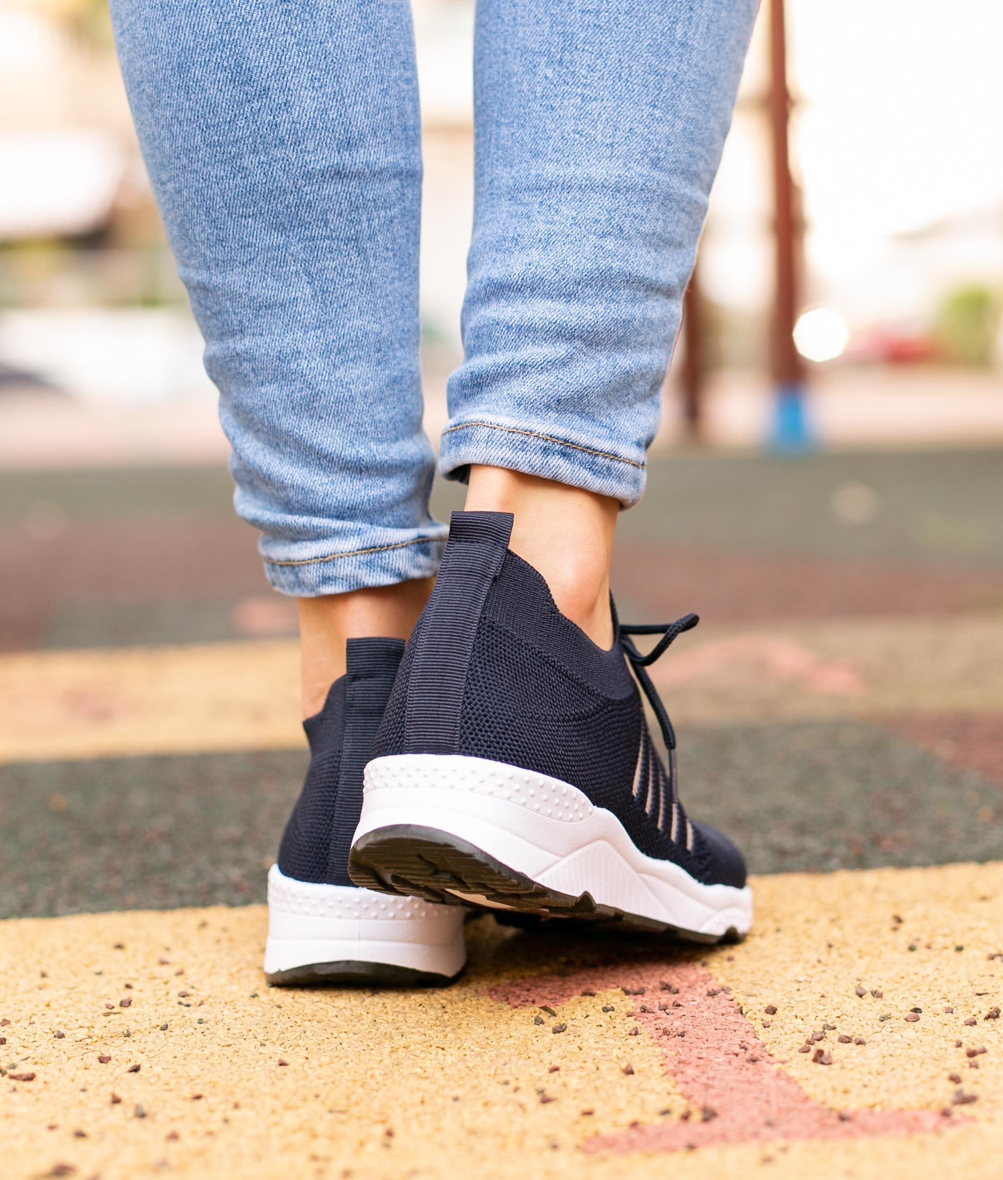 Sneakers Peser - Azul Marinho