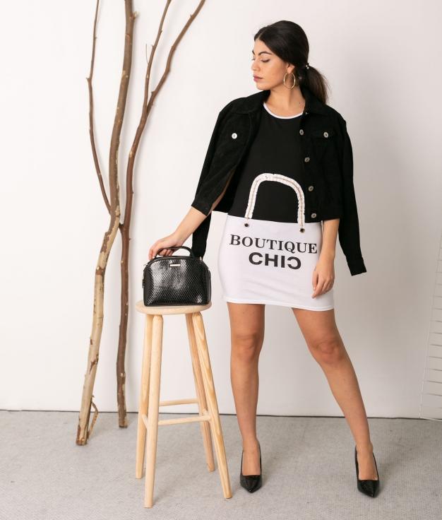 Vestido Apeles - Black