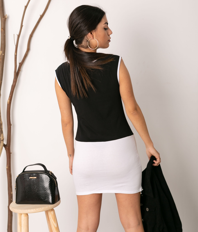 Vestido Apeles - Negro