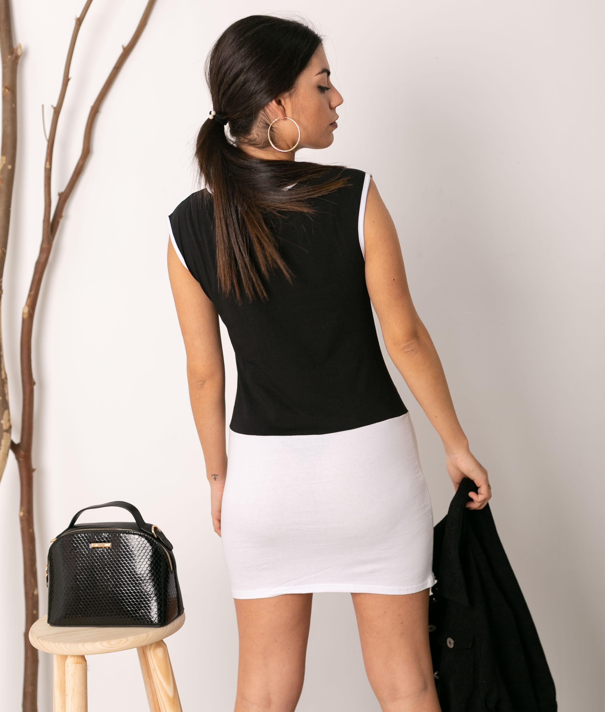 Vestido Apeles - Preto
