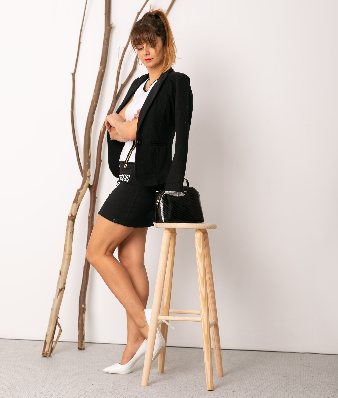 Vestido Apeles - Blanco