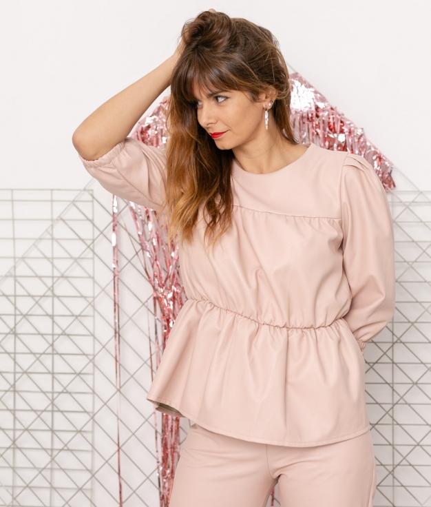 Blouse Daida - Pink