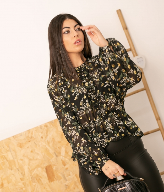 Blouse Lioba - Black