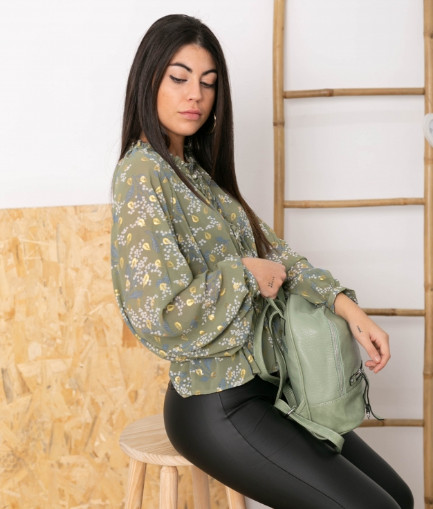 Blouse Lioba - Green