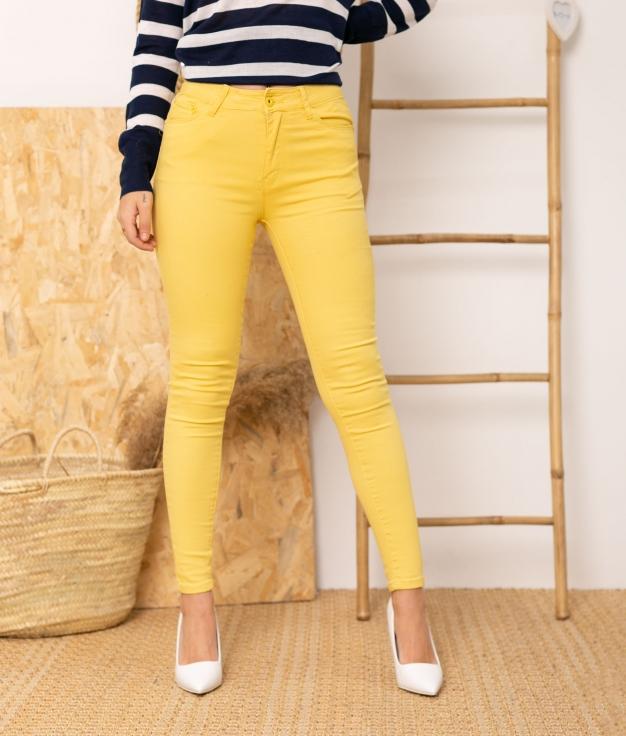 Pantaloni Glater - Amarillo