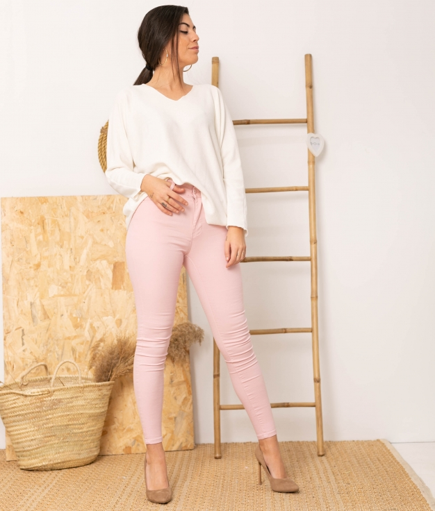 Trousers Glater - Rosa