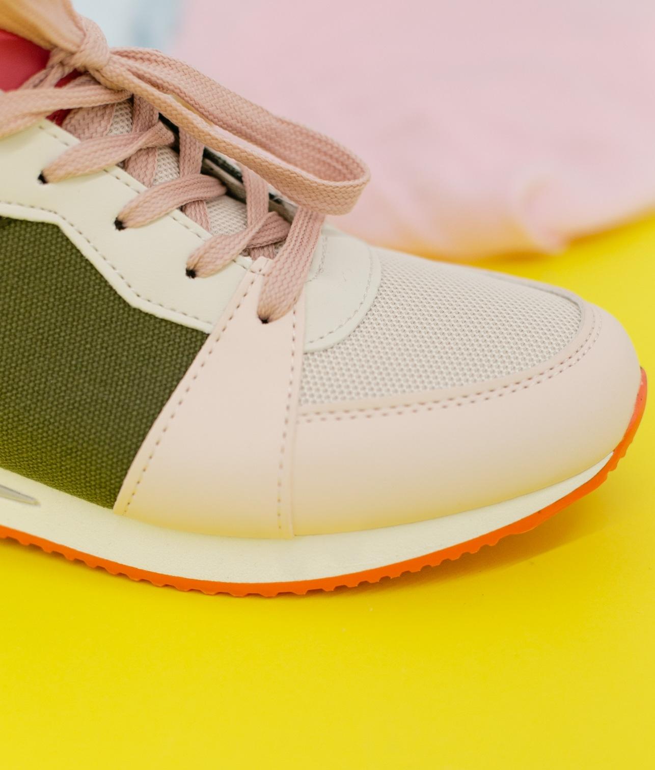 Sneakers Ignites - Vert