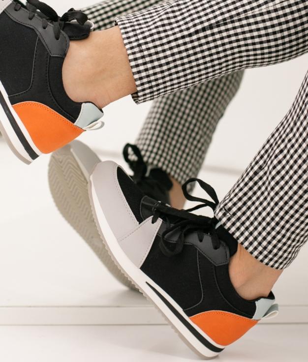 Sneakers Ignites - Noir