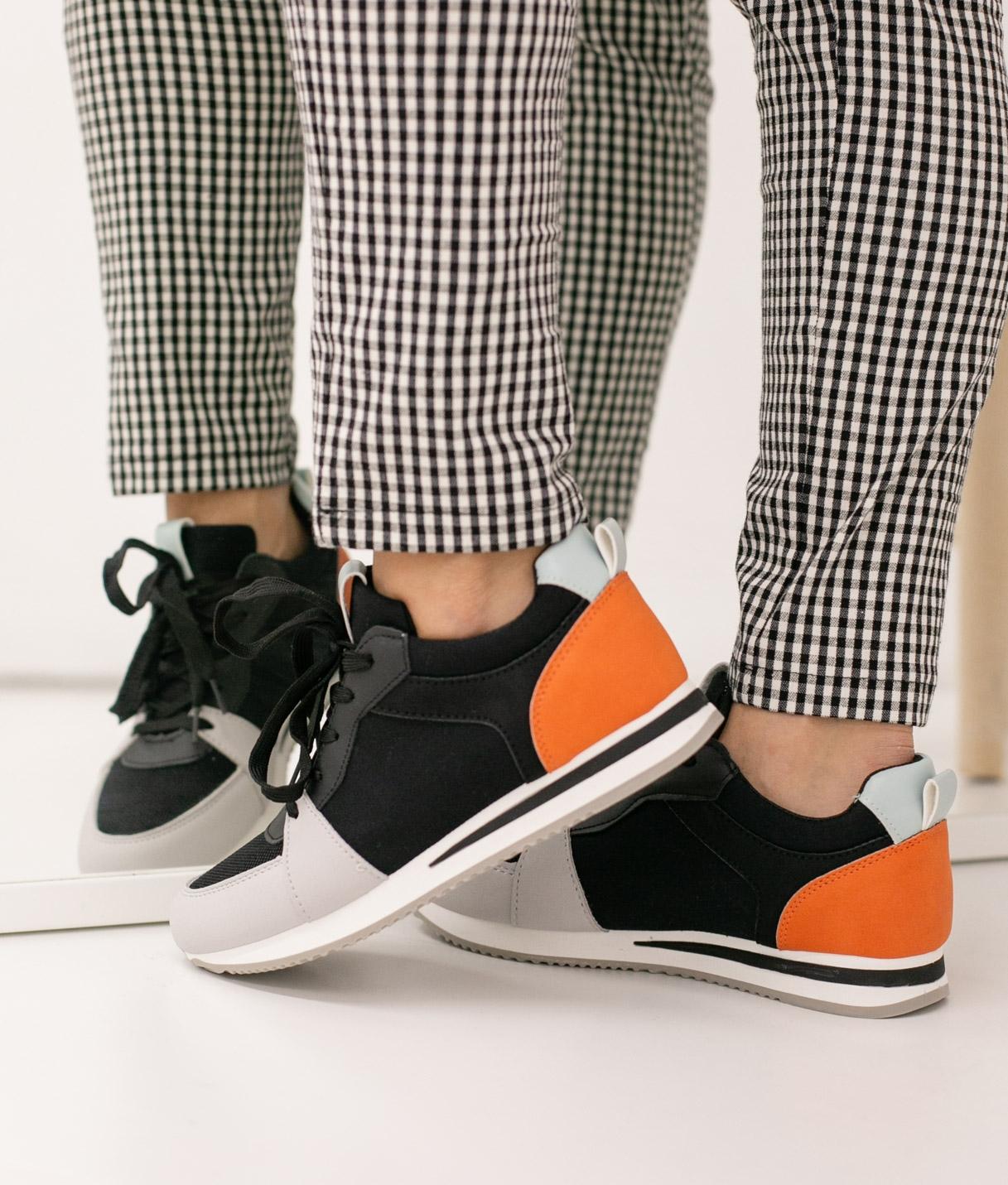 Sneakers Ignites - Negro