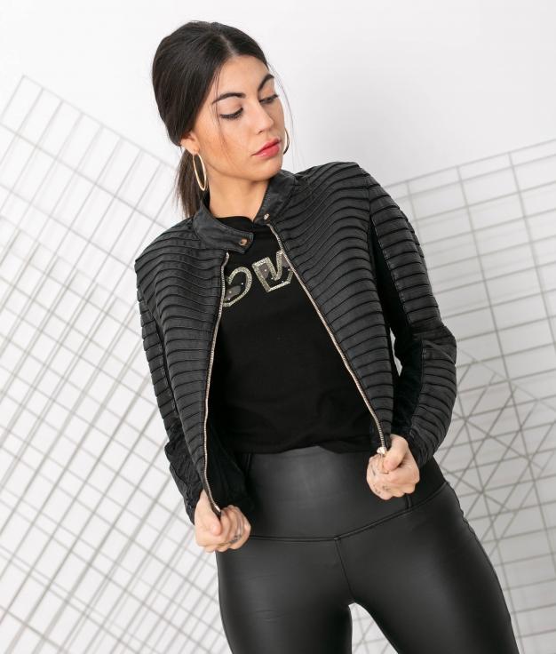 Chaqueta Bellida - Noir