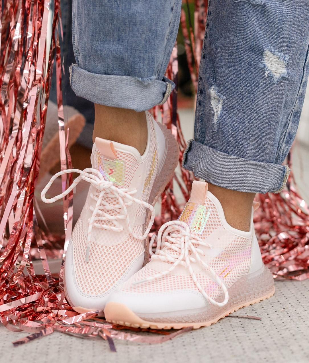 Sneakers Parsin - Rose