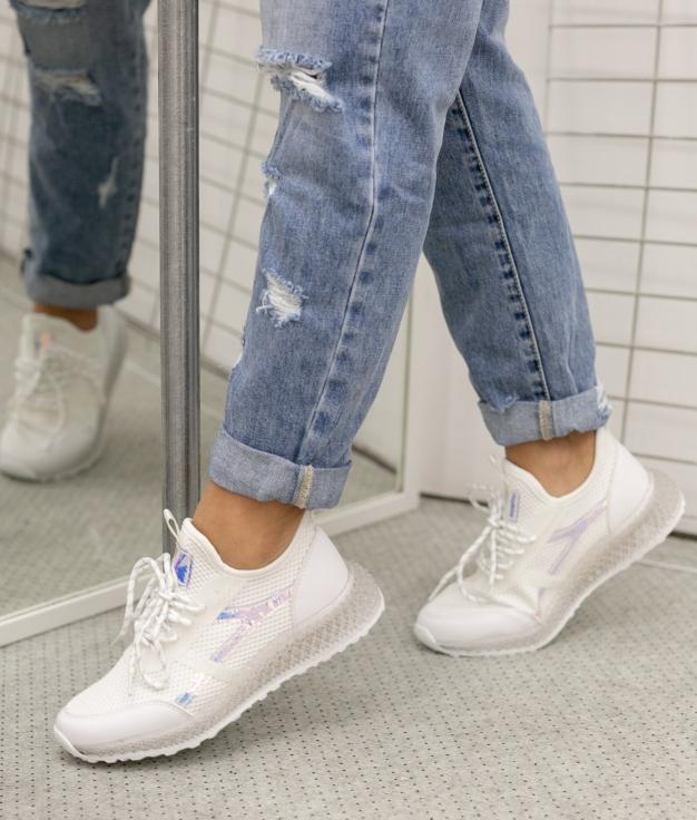 Sneakers Parsin - Blanc