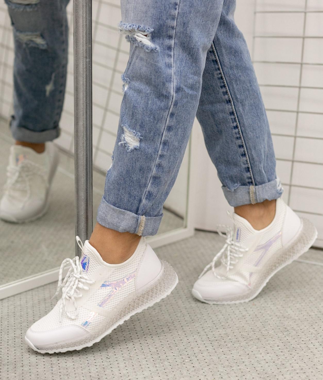 Sneakers Parsin - Branco