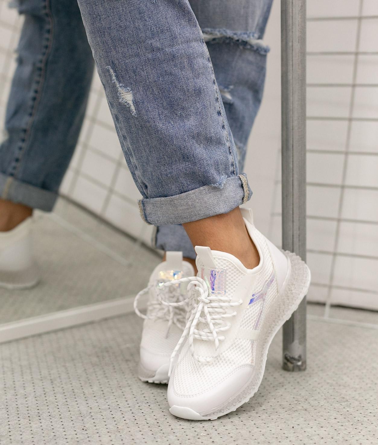 Sneakers Parsin - Bianco