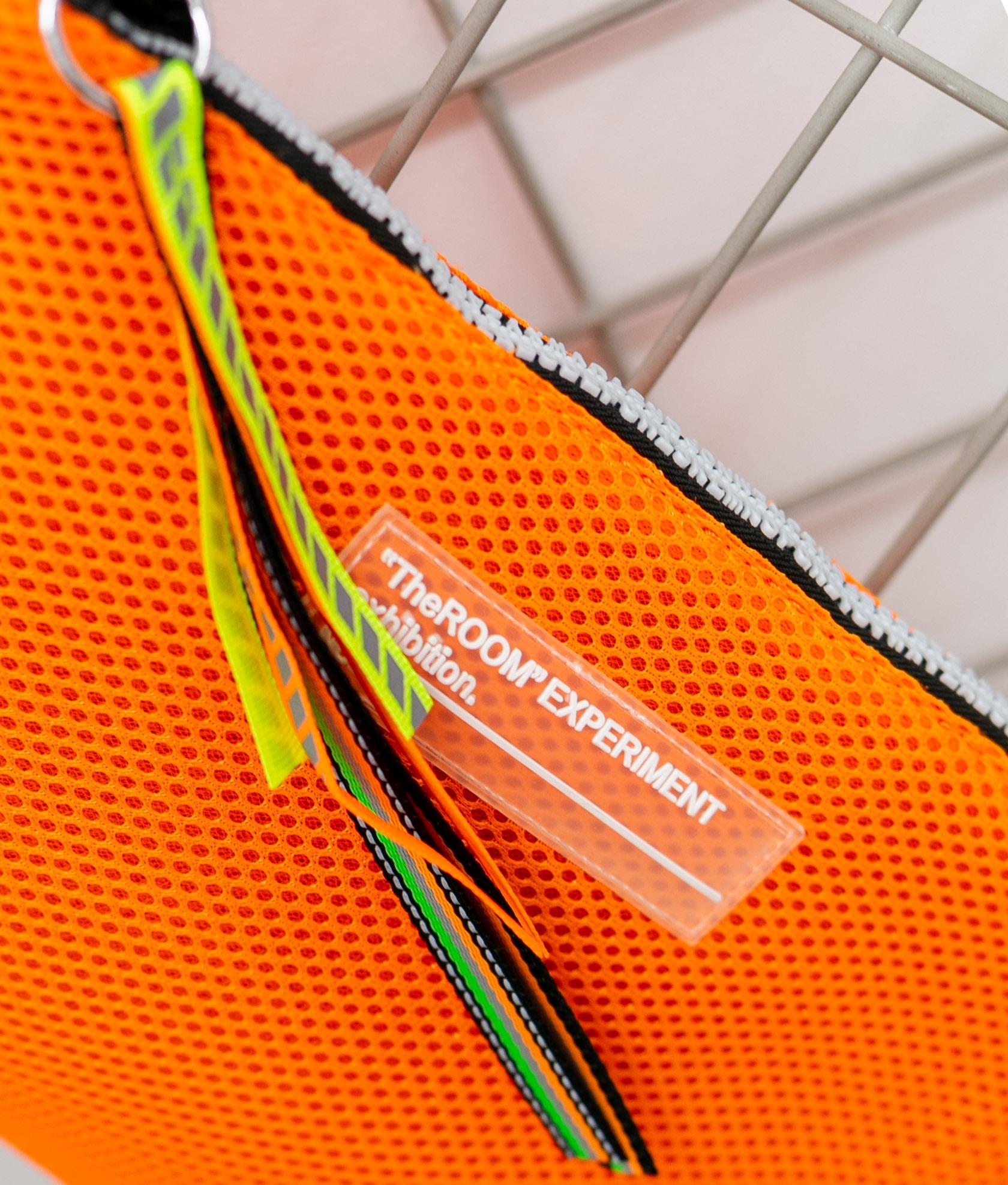 Bandolera Experiment - Naranja Fluor
