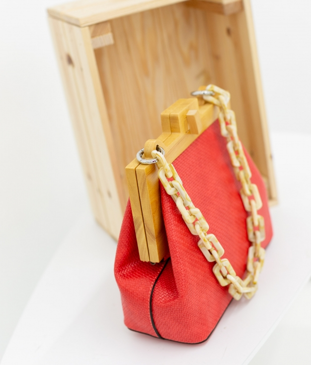 Bolso Ombis - Red