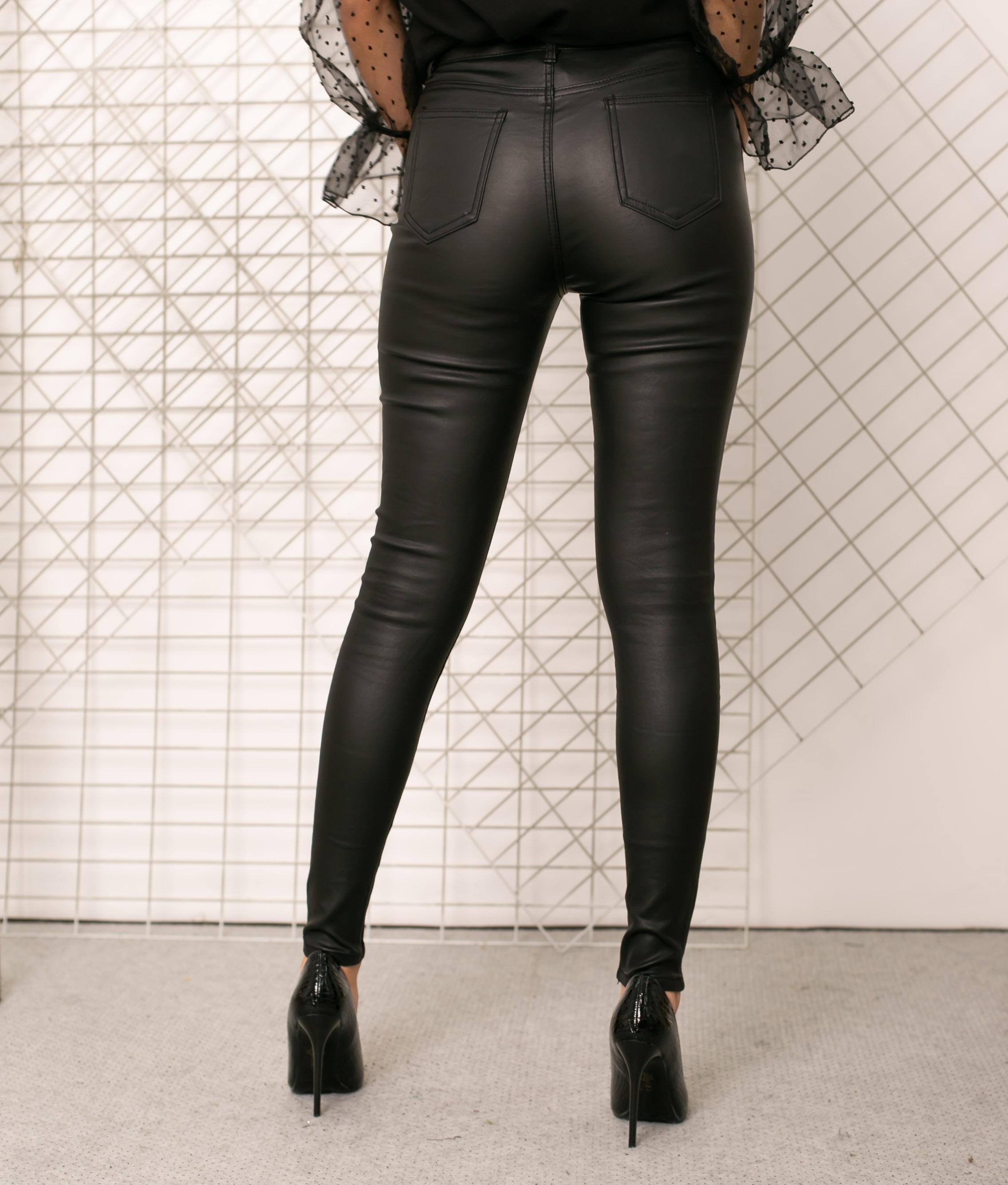 Pantalón Chadia - Negro