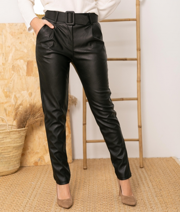 Pantalón Fatma - Black