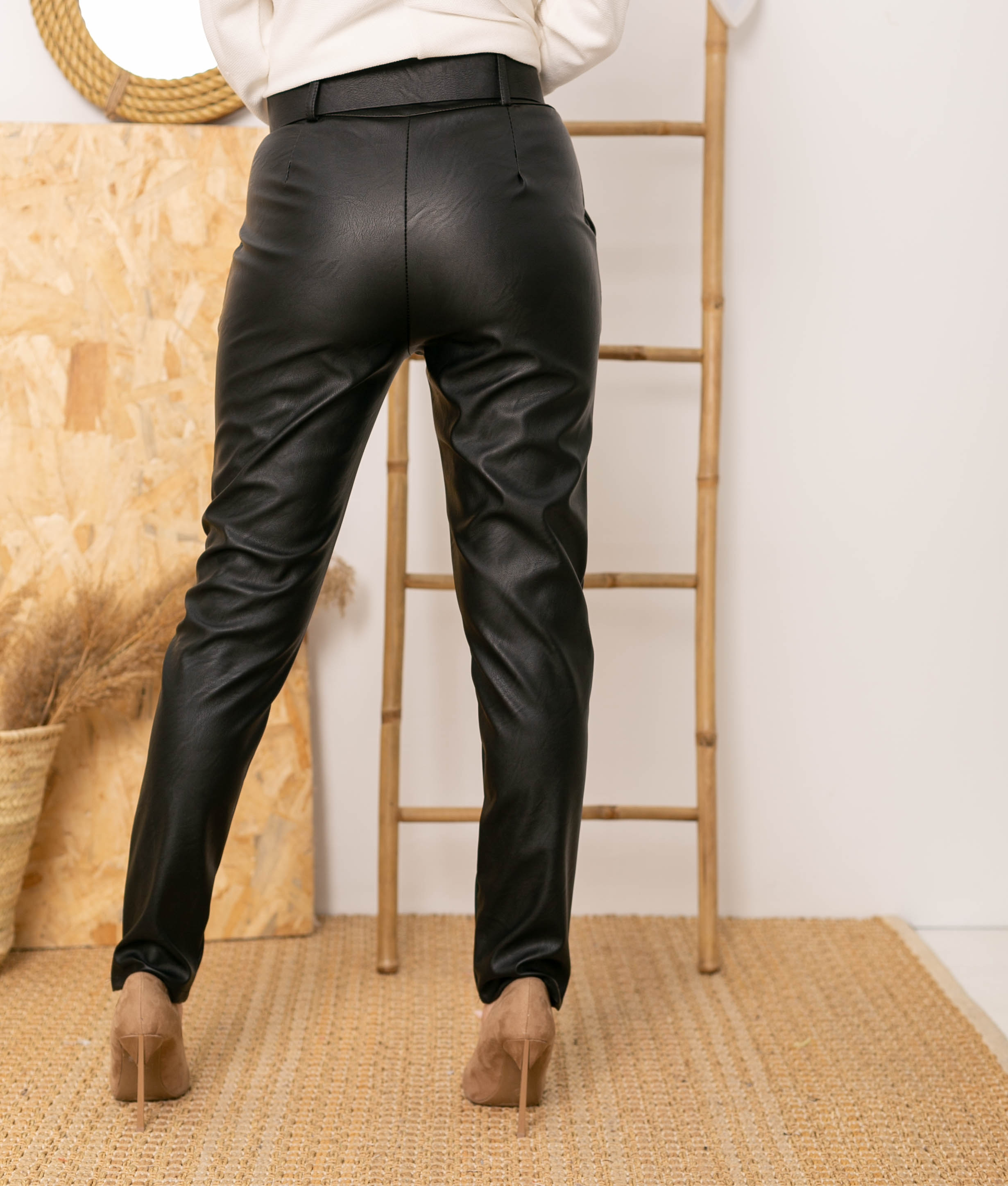 Pantalón Fatma - Negro