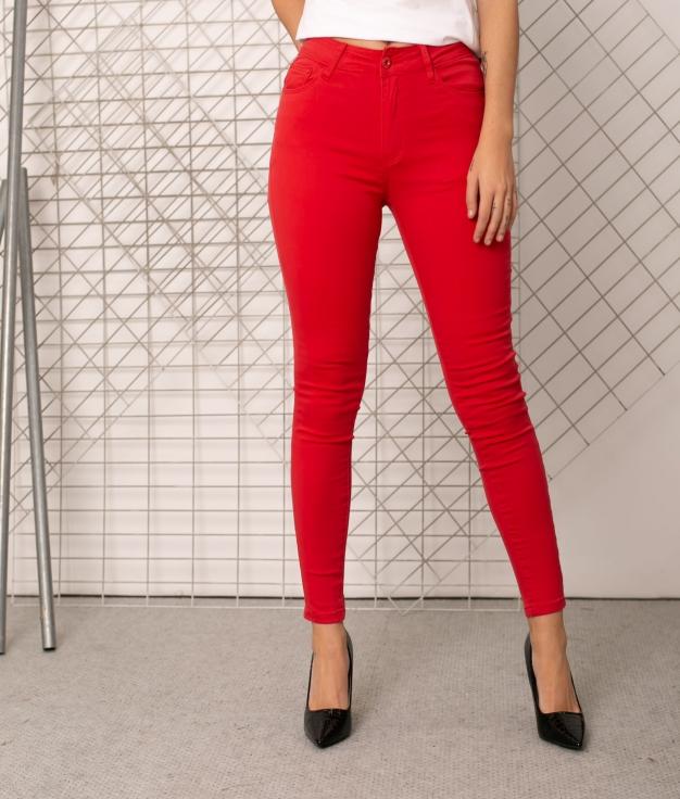 Pantalón Glater - Rojo