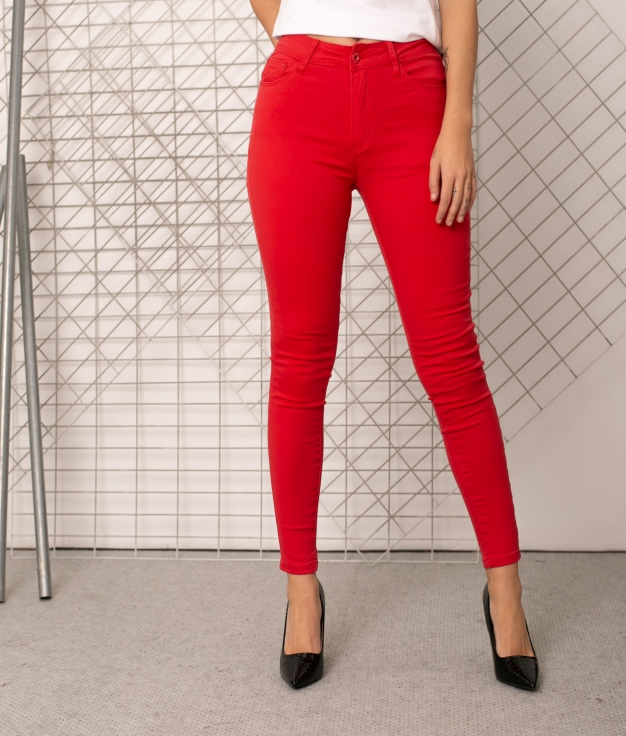 Trousers Glater - Red