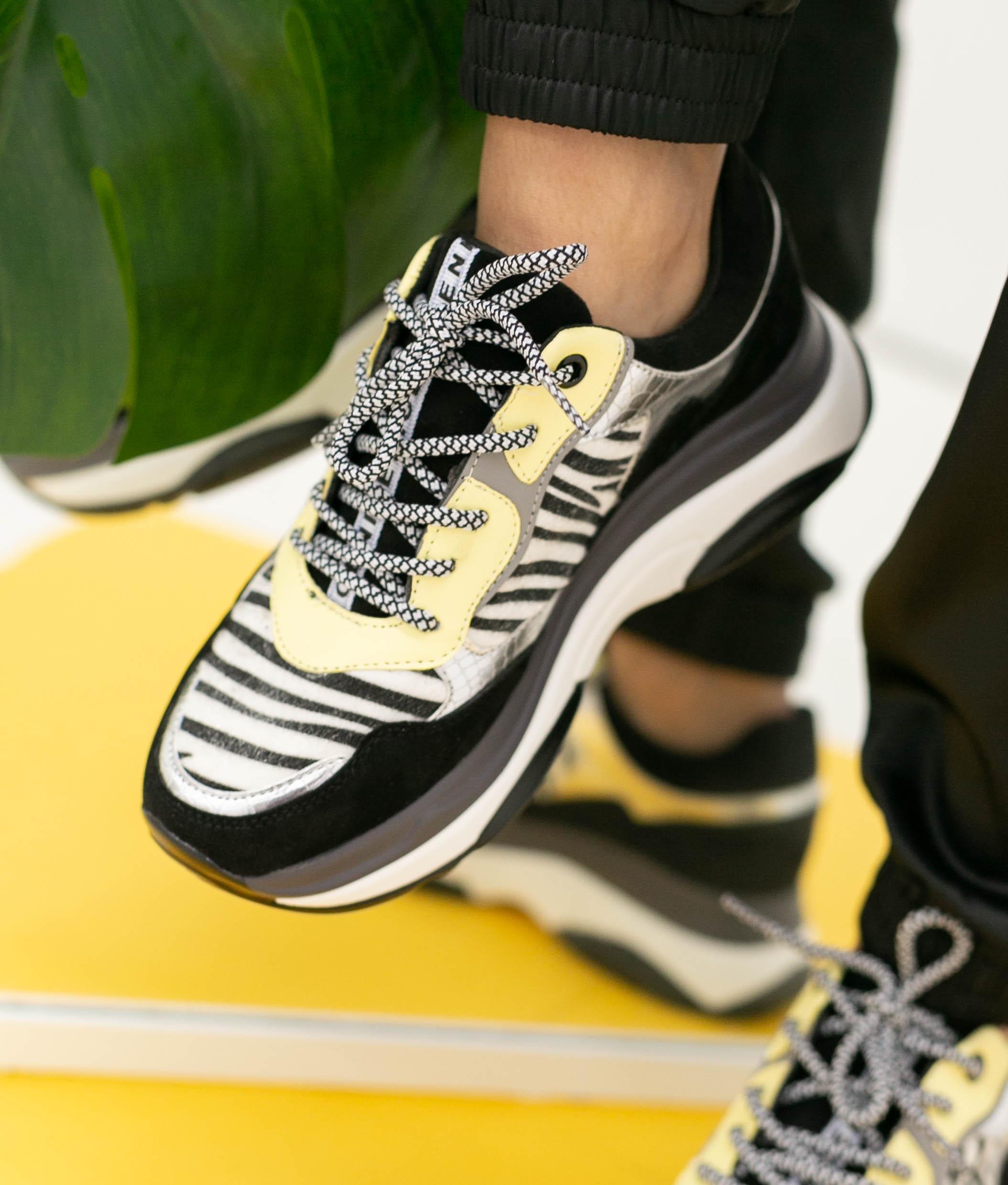 Sneakers Venade - Negro