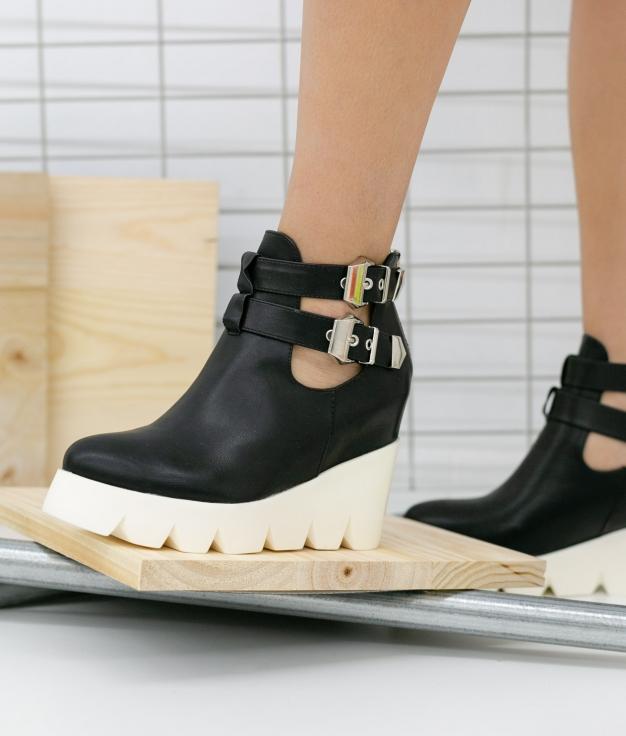 Boot Petite Aytami - Noir