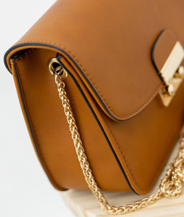 Bag Perina - Camel