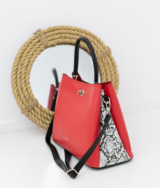 Bolso Tenan - Red