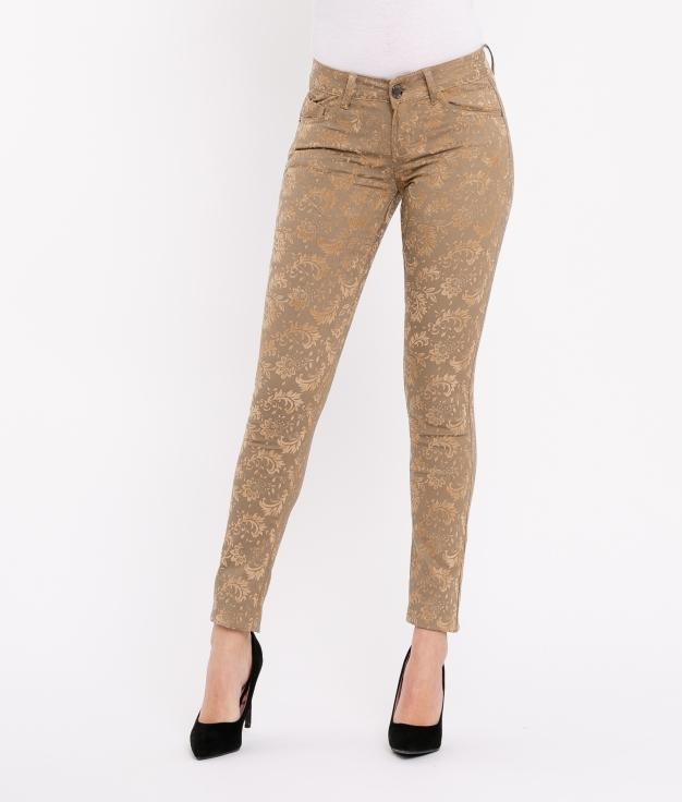 Pantaloni Seando - Beige Tostado