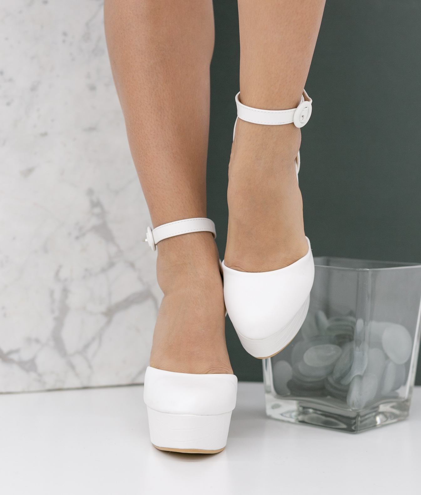 Sapato Yanos - Branco
