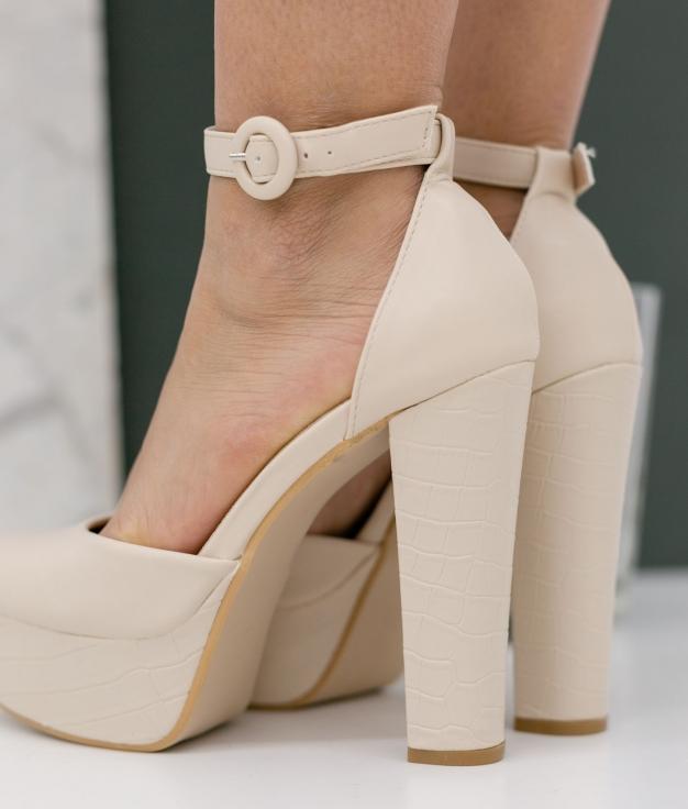 Shoe Yanos - Beige
