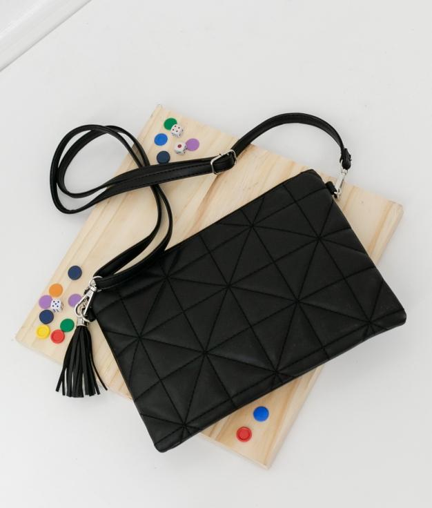 Bag Flosti - Negro