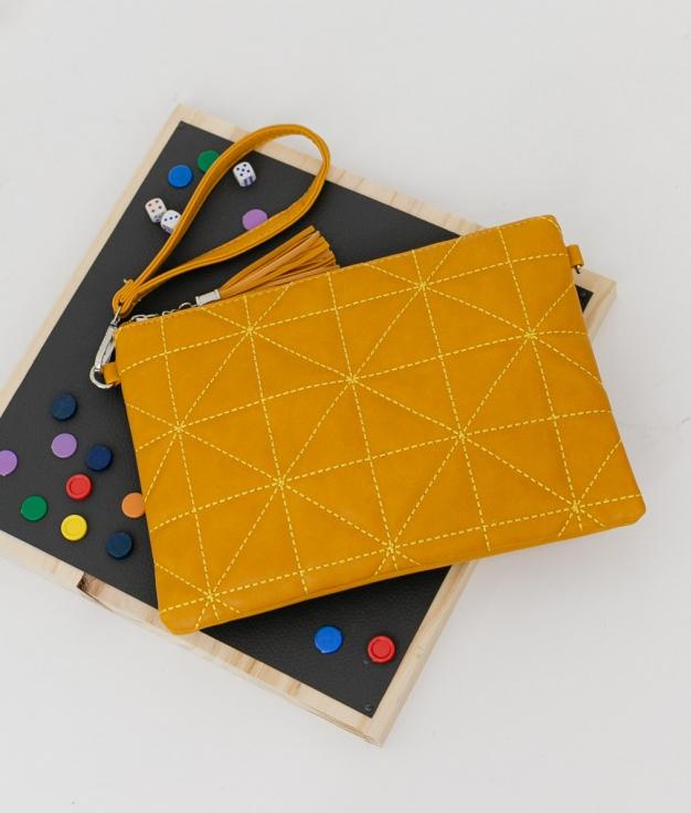 Bag Flosti - Mustard