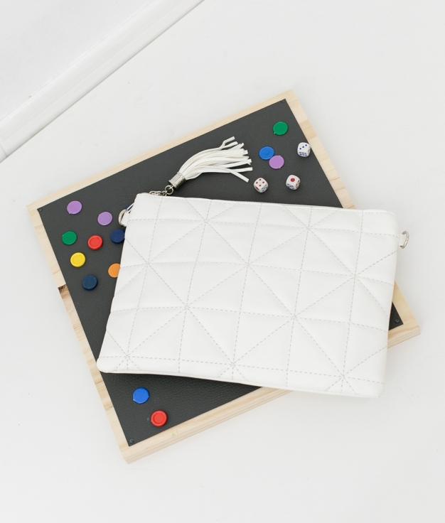 Bag Flosti - White