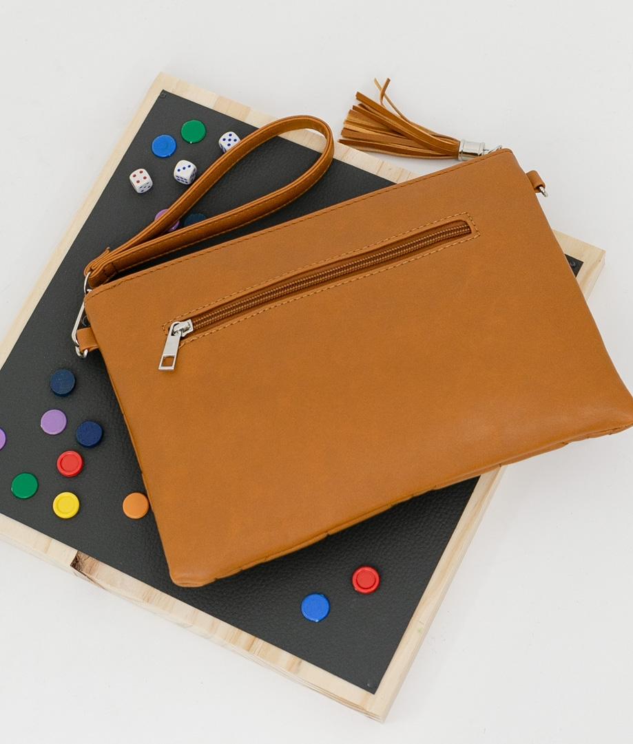 Bag Flosti - Camel